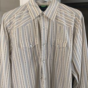 Vintage Tommy Hilfiger button up size medium